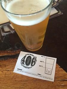 beer at 406