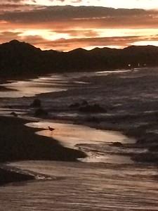 Troncones sunrise